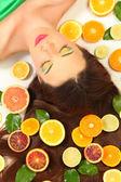 Lime and lemon — Stock Photo