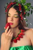 Tasty berry — Stock Photo