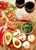 Healthy meal — Стоковое фото