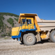 Stock Photo: Big Mining Truck