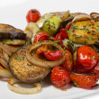 Grilled vegetables — Stock Photo