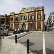 Building from the time period the Portuguese on the Tap Seac Sq — Stockfoto