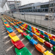 Track and spectator stands for Macau Grand Prix. — Stok Fotoğraf #38444683