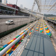 Track and spectator stands for Macau Grand Prix. — Stok Fotoğraf #38444775