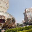 Постер, плакат: Grand Lisboa Casino and Lisboa Casino in Macau