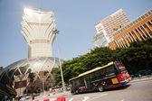 Grand Lisboa Casino and Lisboa Casino in Macau — Stock Photo