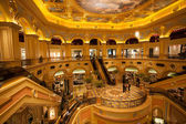 Grand entertainment complex The Venetian in Macao. — Stock Photo