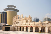 Entertainment complex in Macau Fisherman's Wharf — Stock Photo