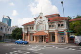 Building Singapore Philatelic Museum — 图库照片