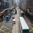Постер, плакат: Central district in Hong Kong