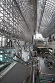 Kyoto Station in Japan — Stock Photo