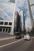 Центральный округ Гонконга — Стоковое фото