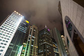 Central is the central business district Hong Kong — Stock Photo
