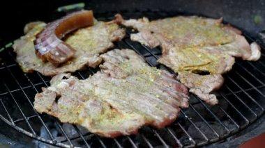 Barbecue — Stock Video