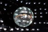 Shiny disco ball — Stock Photo