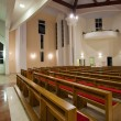 Modern church interior — Stock Photo #25885495