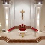 Modern church interior — Stock Photo #25957789