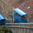 Stock Photo: Zagreb funicular