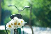 Eski bisiklet — Stok fotoğraf