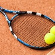 Tennis racket — Foto de Stock