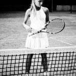 Sporty woman — Stock Photo #13816859