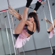 Pole-dance - Stock Photo