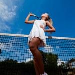 Sporty woman — Stock Photo #14342151
