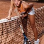 Sporty woman — Stock Photo #17189601