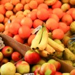 Stock Photo: Ripe fruits