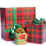 Gift boxes — Stock Photo #9883899