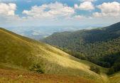 Summer mountains landscape — Stock Photo