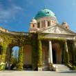 Mirogoj cemetery. Zagreb, Croatia - Stock Photo