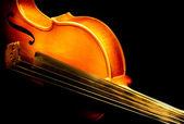 ビンテージ ヴァイオリン — ストック写真