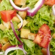 Salad background — Stock Photo #16333449