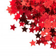 Red stars — Stock Photo #16481083