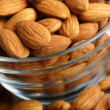 Stock Photo: Almonds
