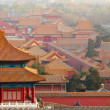 Forbidden city. Beijing, China — Stock Photo #18667269