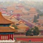 Forbidden city. Beijing, China — Stock Photo