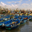 Fishing port.  Essaouira, Morocco — Stock Photo
