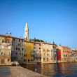 Old town of Rovinj, Croatia — Stock Photo #42037275