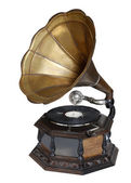 Gramophone2 — Stock Photo
