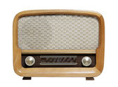 Old radio_10 — Stock Photo