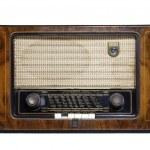 Old radio_15 — Stock Photo #13412604