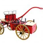 Fire engine — Stock Photo #3363284