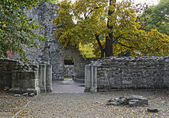 Ruinerna — Stockfoto