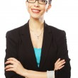 Portrait of young business woman — Stock Photo #27532629