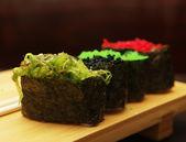 Zestaw sushi — Zdjęcie stockowe