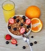 良い朝食 — ストック写真