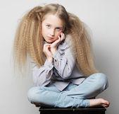 Liseli kız — Stok fotoğraf