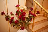 Bouquet of roses — Stockfoto